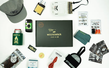 The Weekender Crate