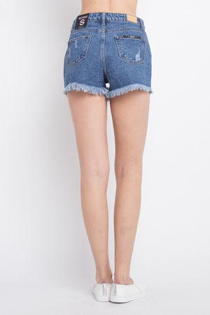 The Aspen Denim Shorts