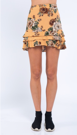 The Leon Mini Skirt