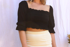 The Hayes Crop Top