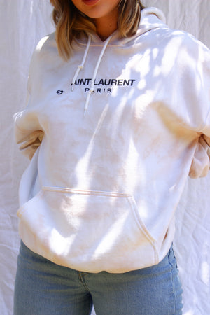 The Ain't Laurent Tie Dye Hoodie