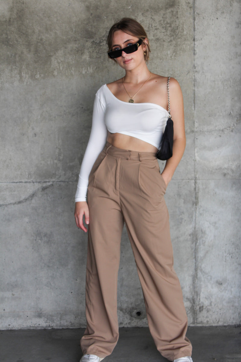 The Slate Pants (Tan)