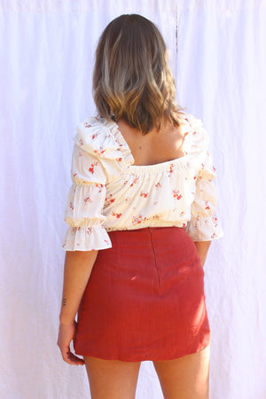 The Rosalie Top