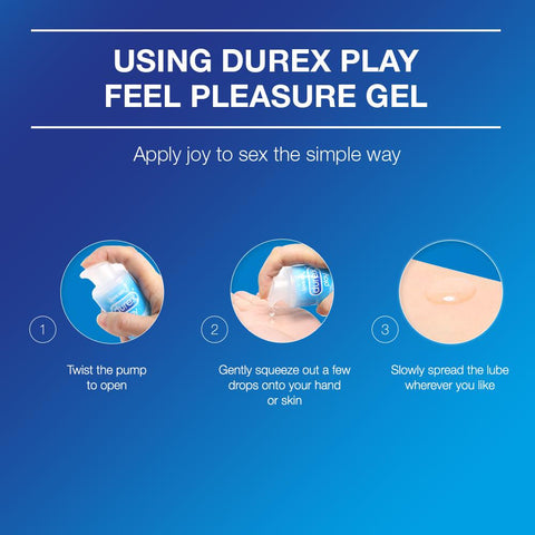 Durex Play Lube Feel - 50ml