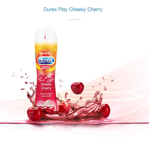 Durex Play Lube Cheeky Cherry - 50 ml