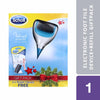 Scholl Velvet Smooth Electronic Foot File Device + Refill Giftpack - 1