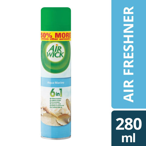 Airwick Air Freshner Aqua Marine - 280ML