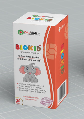 BioKid Chewable Probiotics Tabs - 30