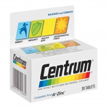 Centrum Adult Tab 30