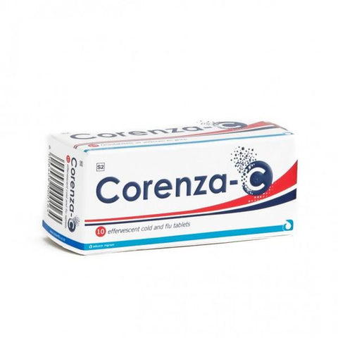 Corenza C 20 Effervescent Tablets