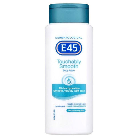 E45 Body Lotion Touchably Smooth - 250ml