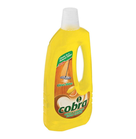 Cobra Laminate Cleaner Citrus - 750ml