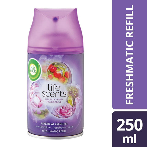 Airwick Freshmatic Life Scents Refill Mystical Garden - 250ML