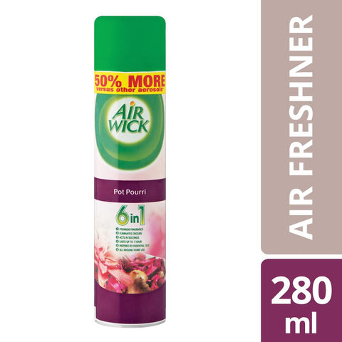 Airwick Air Freshner Pot Pourri - 280ML