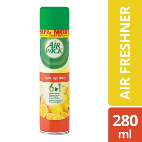 Airwick Air freshner Sparkling Citrus - 280ML