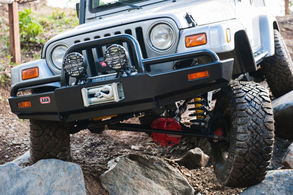4x4 & OFF-ROAD SUSPENSION & LIFT KITS