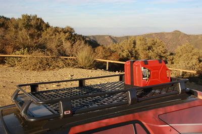 ROOF RACKS FOR JEEPS, TRUCKS & CARS