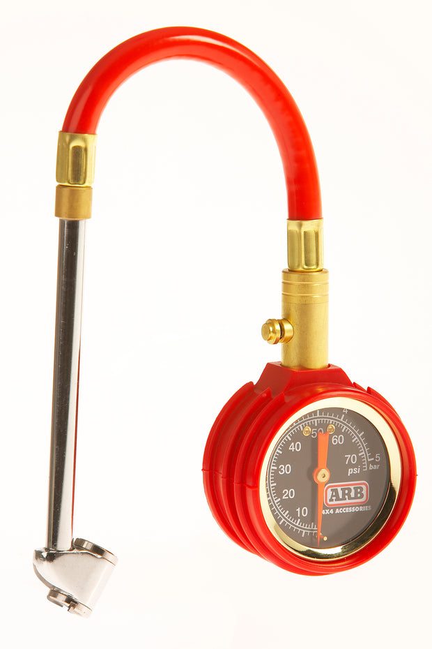 Small Dial Tire Gauge