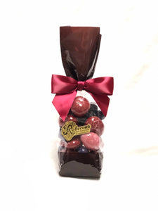 Chocolate Covered Dried Fruit Mix