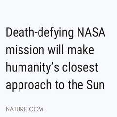 masa mission to the sun