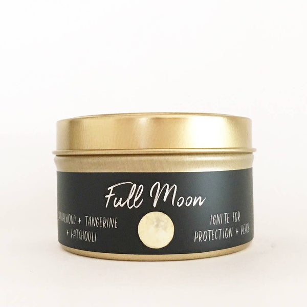 Moon Phase Collection // Full Moon // 6oz