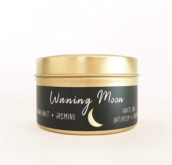 Moon Phase Collection // Waning Moon // 6oz
