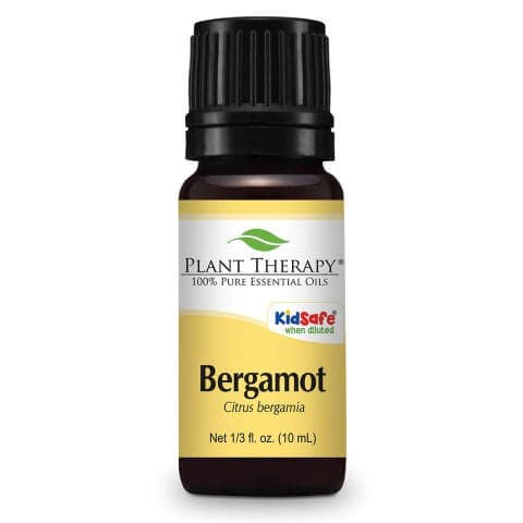 Bergamot Essential Oil 10 ml