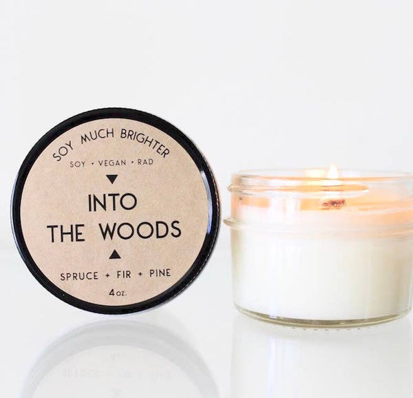 Into the Woods: Spruce + Fir + Pine // 4oz
