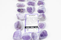 Amethyst Window Crystal | 1in - 1.5in