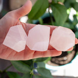 Pink Calcite Gem