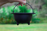cast iron cauldron large