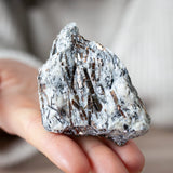 Astrophyllite Stone | Natural, Rough Specimen | 4.3OZ, 3IN, Large