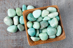 Amazonite Stone | Tumbled Mint Green Amazonite, 1in