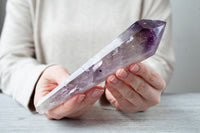 Bahia Amethyst Point Wand