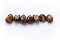Banded tiger's eye