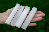small selenite sticks