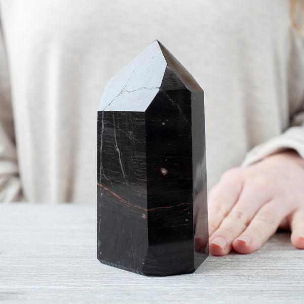 Black Tourmaline Tower