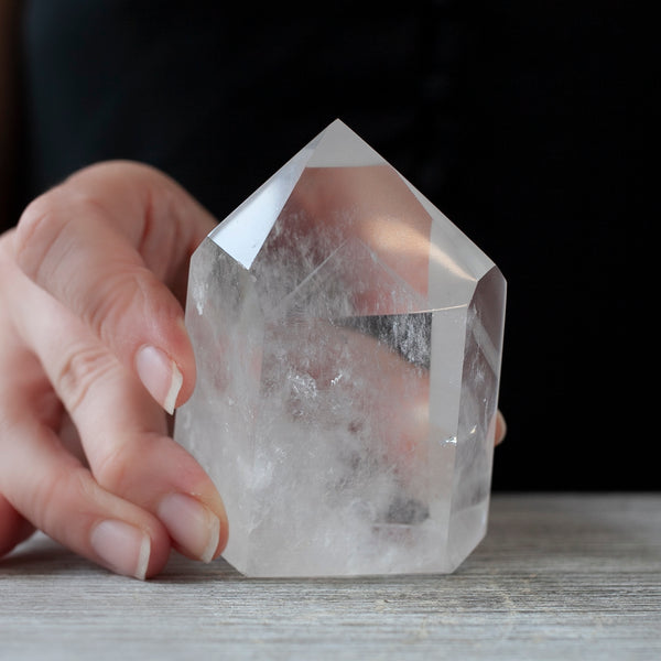 Clear Quartz Tower, Phantom