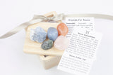 Taurus Zodiac Stone Set | Astrology Gift