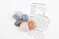 crystals and stones for Taurus sign