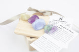 Pisces Zodiac Stone Set | Astrology Gift