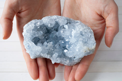 Celestite Metaphysical Description