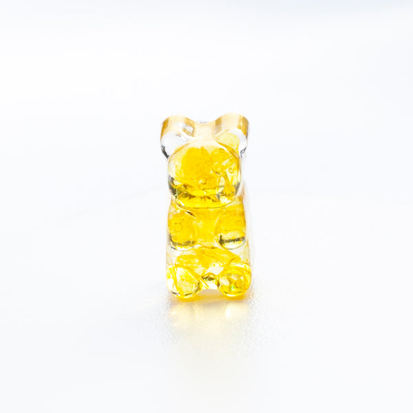 Citrine Gemmy Bear