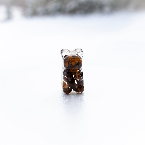 Tiger Eye Gemmy Bear