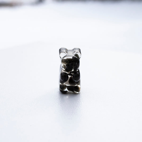 Black Obsidian Gemmy Bear