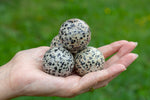 high quality Dalmatian Jasper Sphere