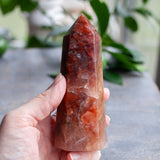 Agnitite, Fire Quartz Tower