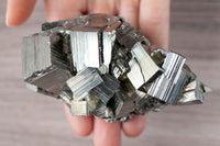 Large Pyrite Crystal, Grade A