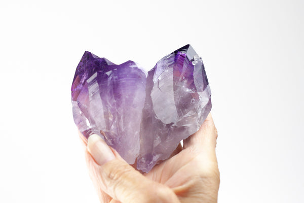 Large Raw Amethyst Points