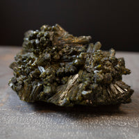 Epidote Crystal, Unique Formation, 1lb 9oz